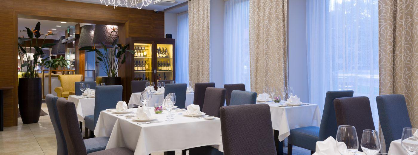 Radisson Hotel Old Town Riga Restaurant