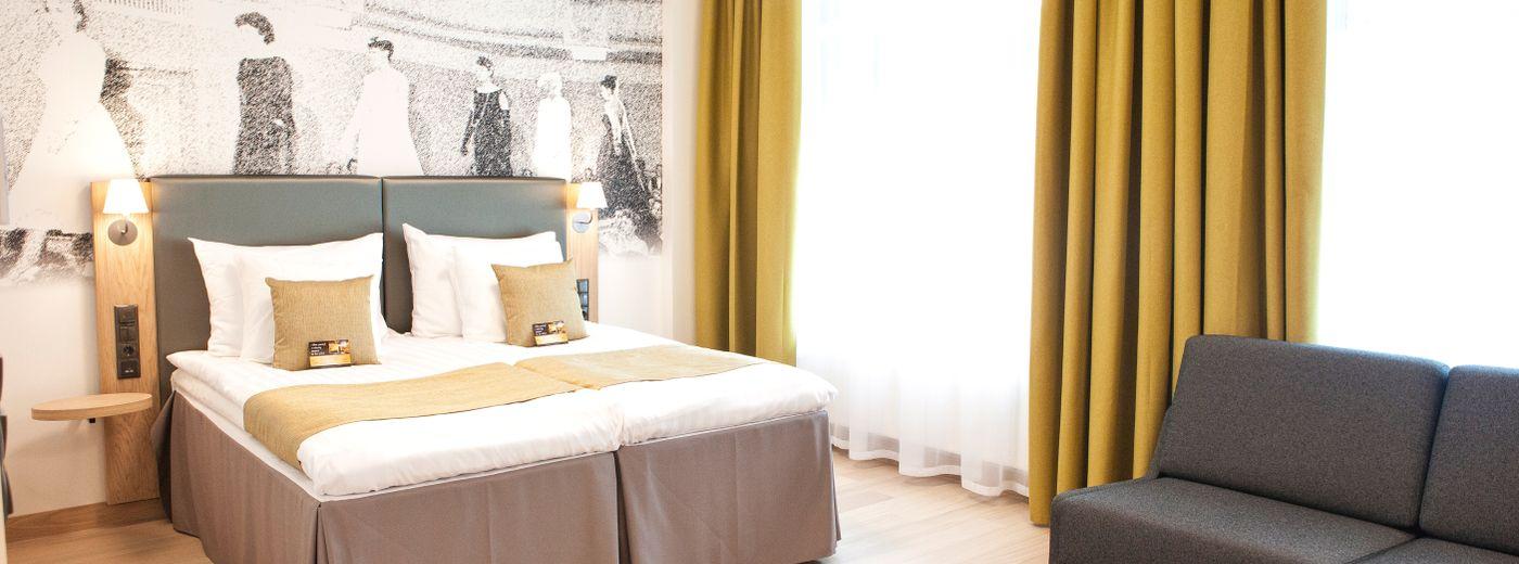 Centennial Hotel Tallinn Accommodation