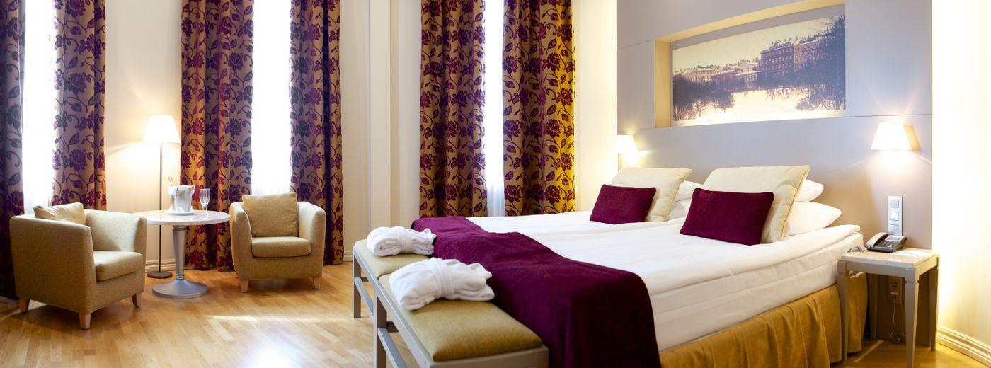 Opera Hotel & Spa Accommodation