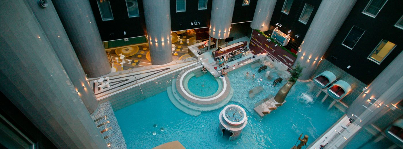 Tallink Spa & Conference Hotel Wellness