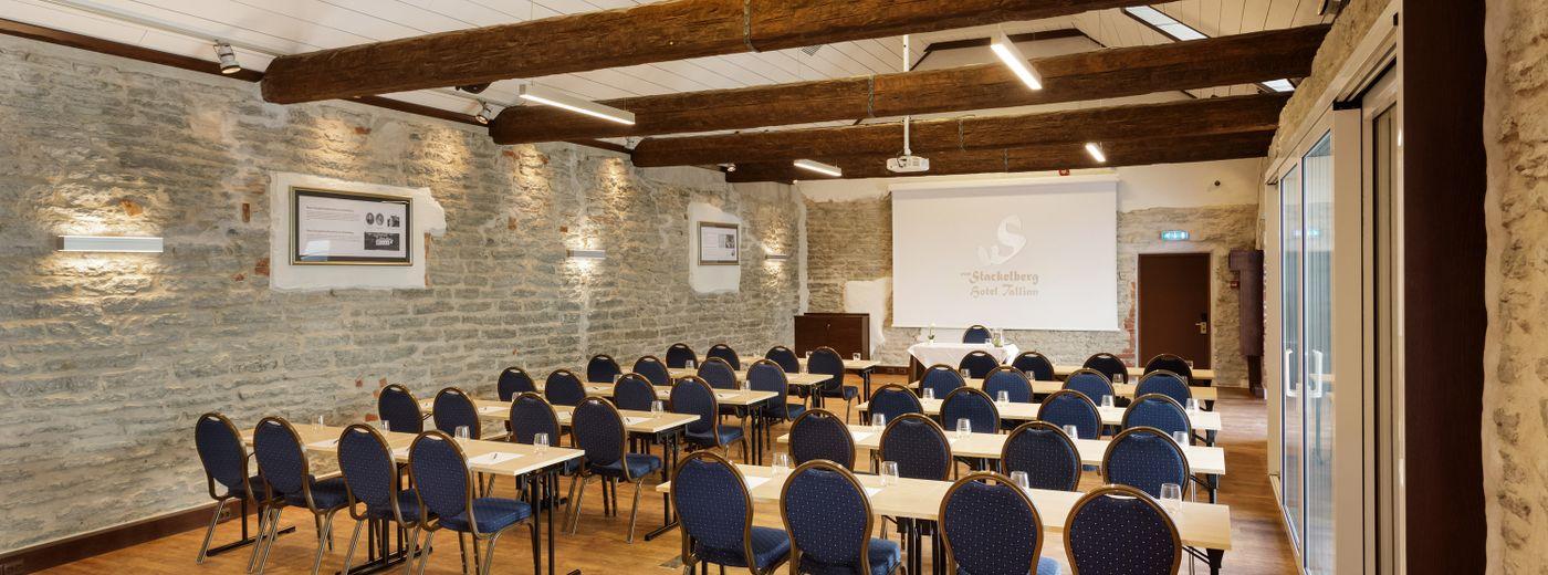 Von Stackelberg Hotel Tallinn Conference