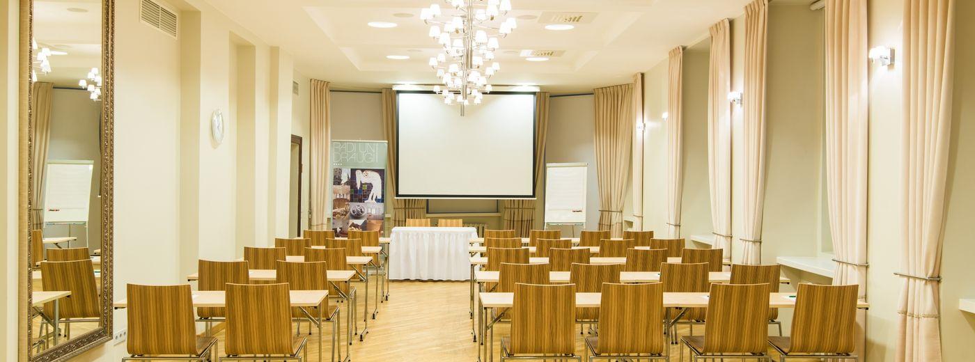 Hotel Radi Un Draugi Conference