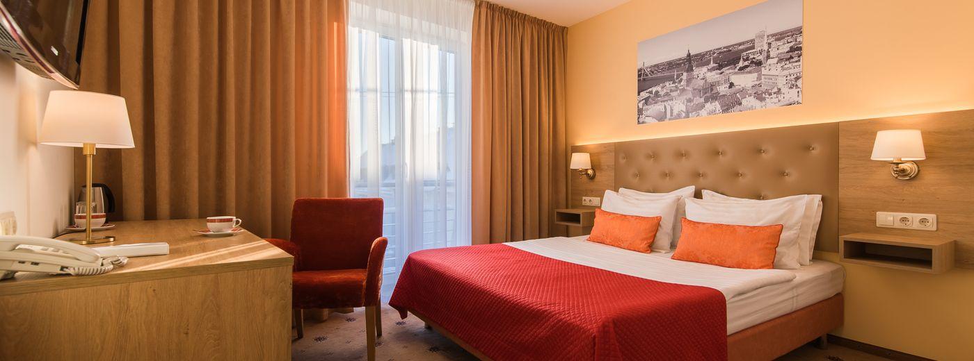 Hotel Radi Un Draugi Room