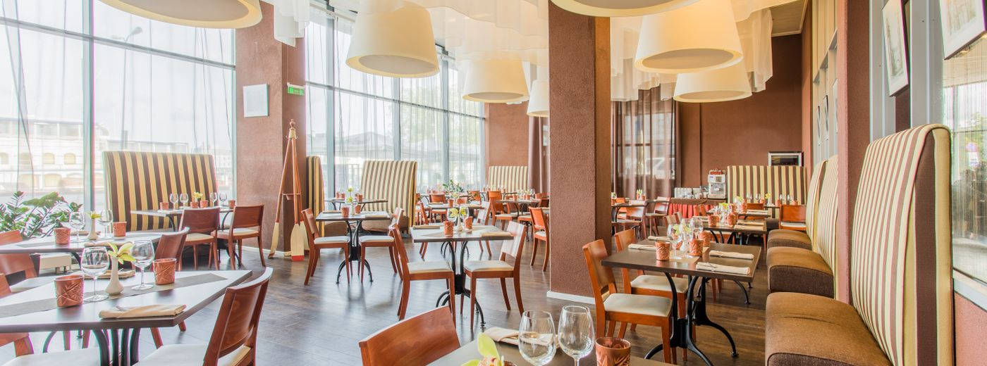 Hestia Hotel Euroopa Restaurant