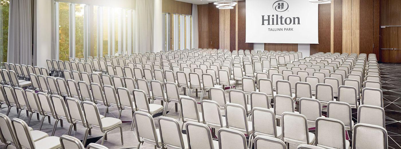Hilton Tallinn Park Conference