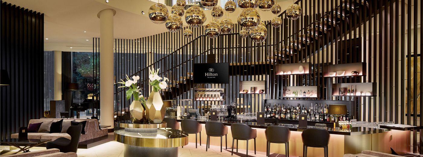 Hilton Tallinn Park Lobby Bar