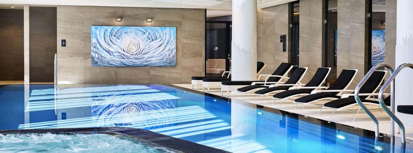 Hilton Tallinn Park SPA Area