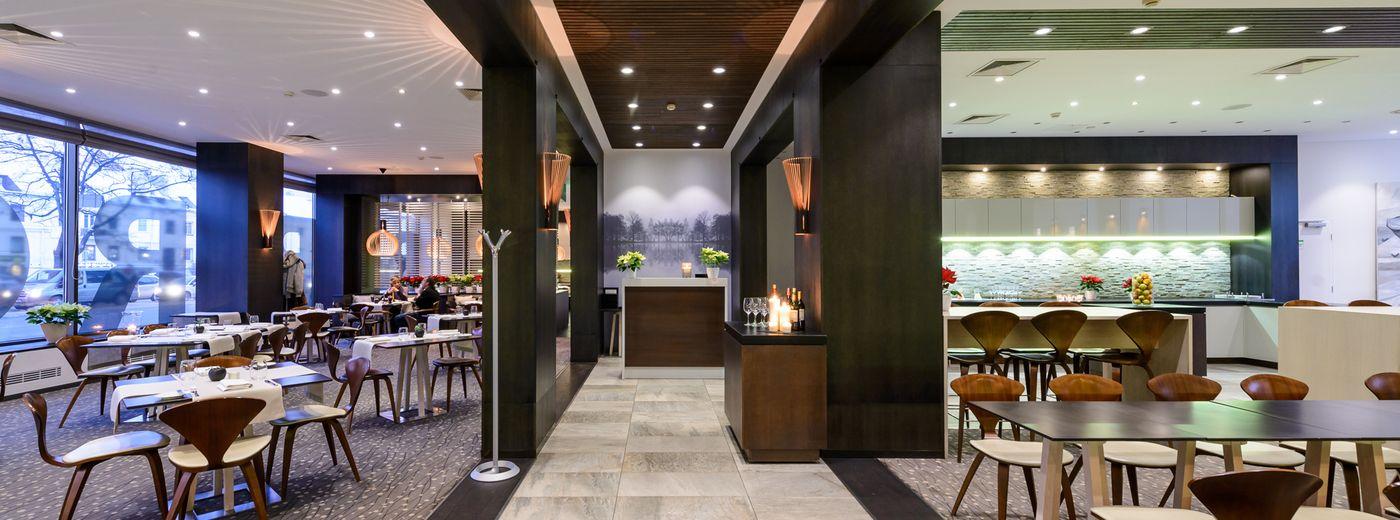 Holiday Inn Vilnius Restaurant