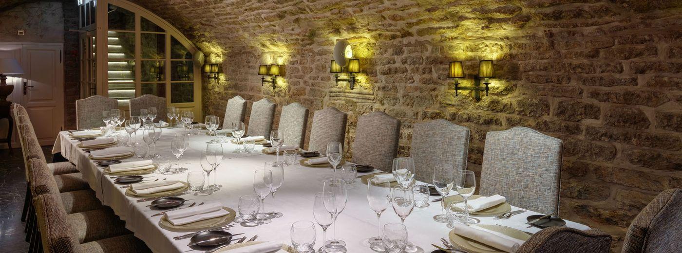 Hotel Schlossle Dinner