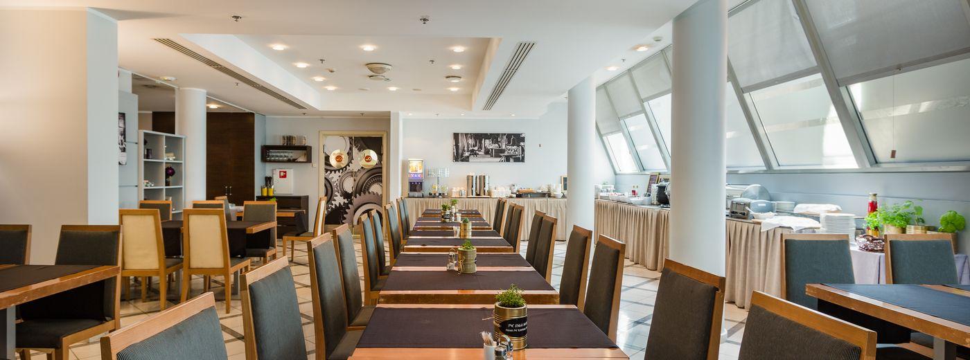 Hestia Hotel Ilmarine Restaurant
