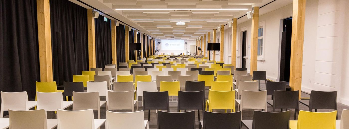 Vilnius Tech Park Large Conference Room