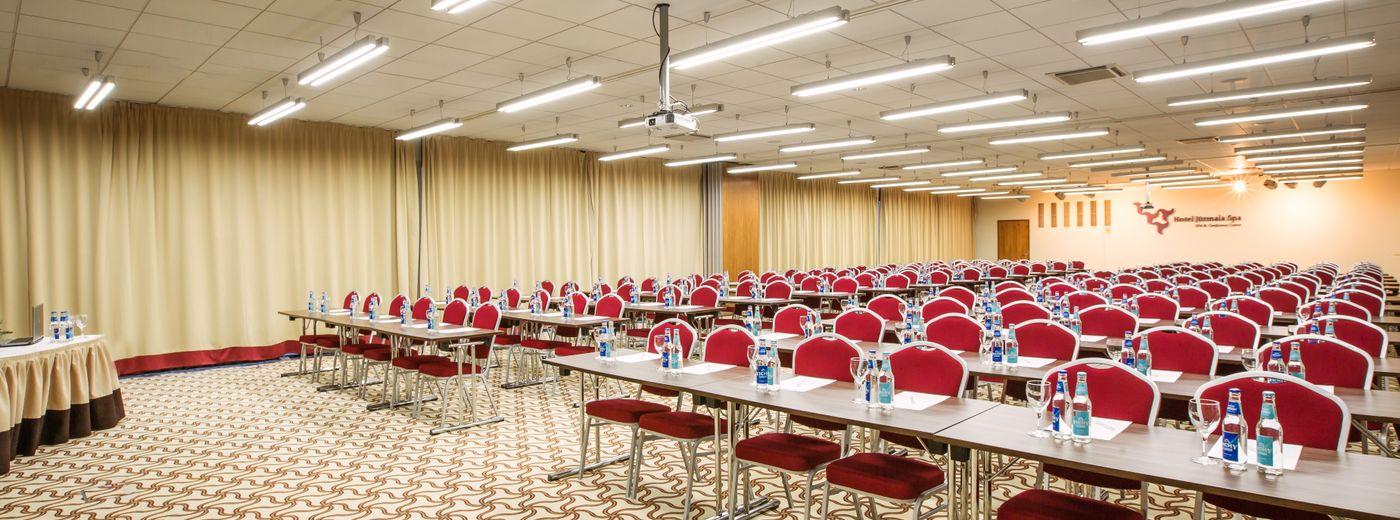 Hotel Jurmala Spa Conference