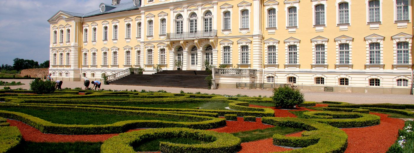 Baroque Music Concert at Rundale Palace