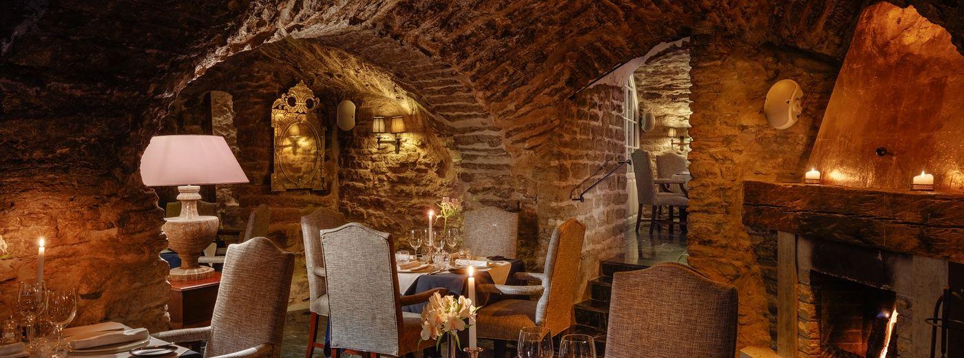 Schlössle Hotel Tallinn Restaurant