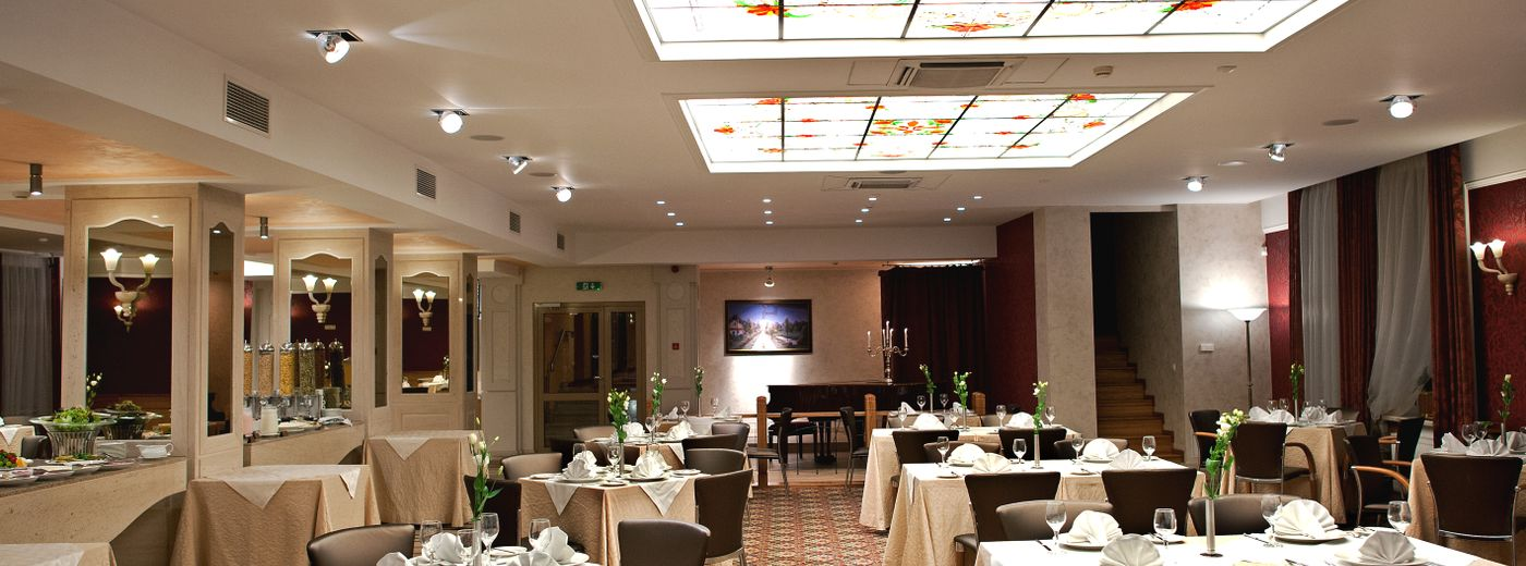 Artis Centrum Hotels Restaurant
