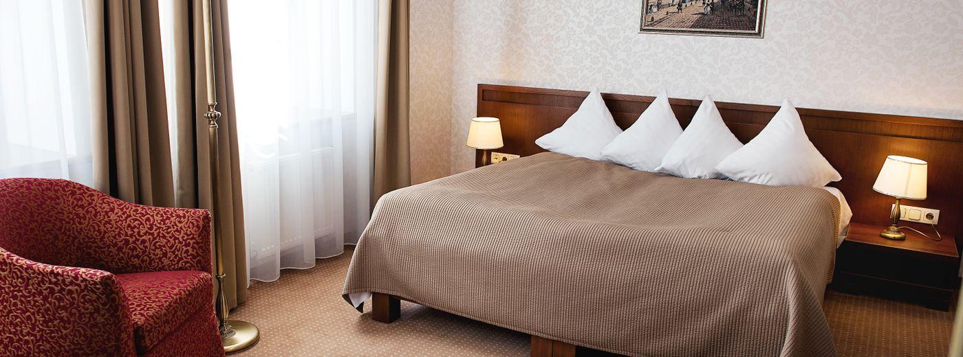 Artis Centrum Hotels Accommodation