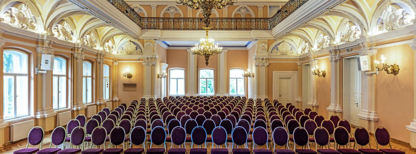 Vaidilos Theatre Vilnius Main Hall