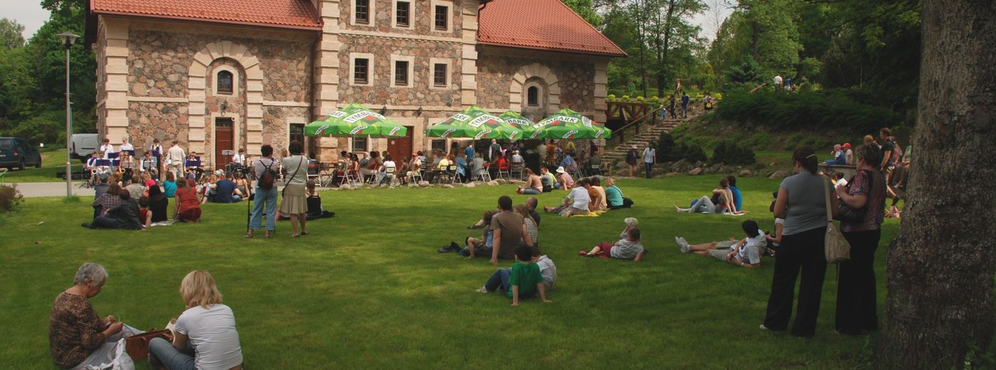 Vilnius Botanical Garden Information Centre