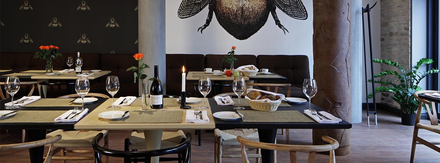 Restaurant at WELLTON Centrum Hotel & SPA