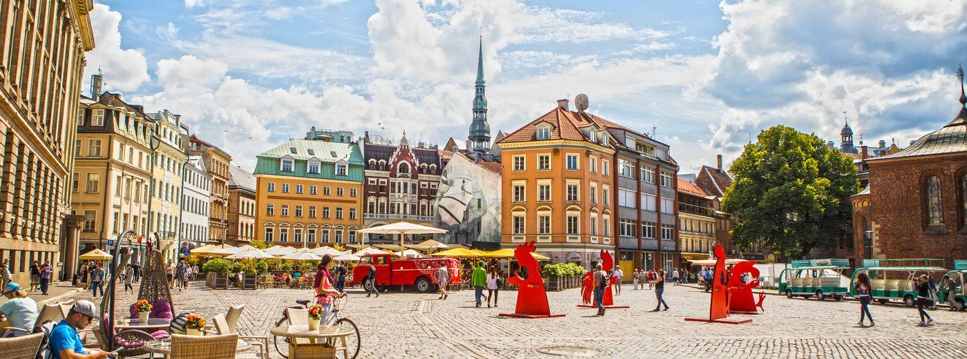 Riga City Quest
