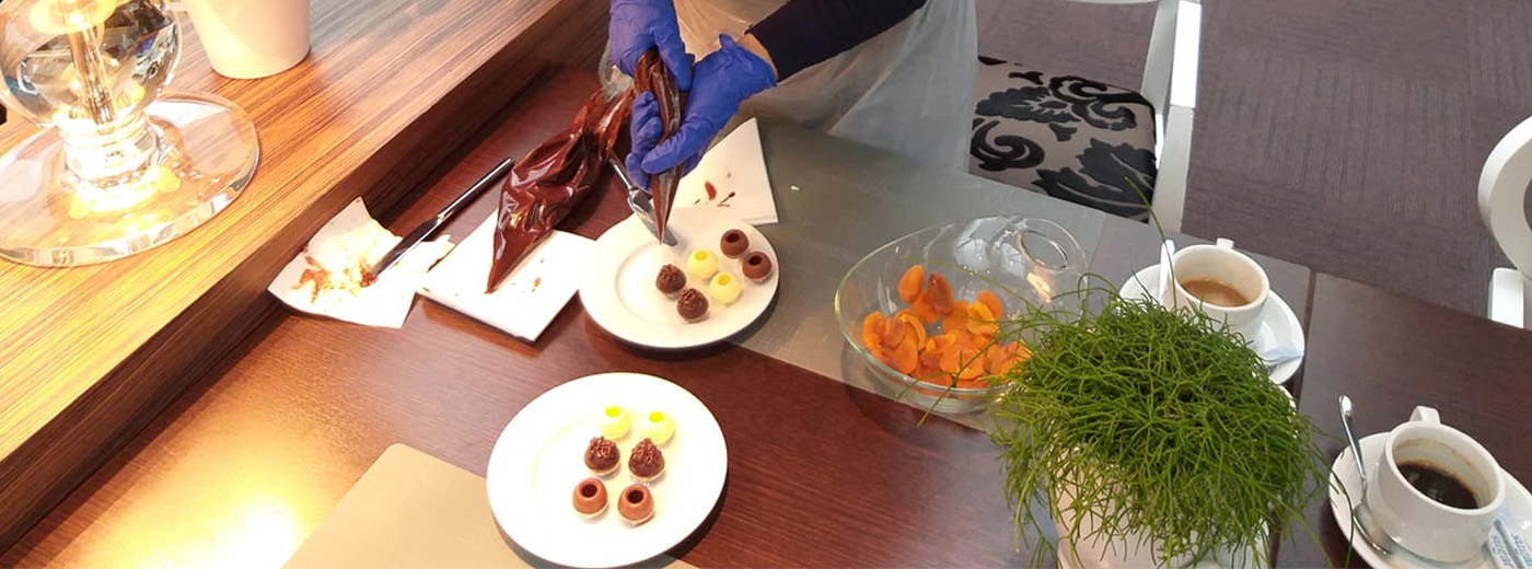 Truffle Chocolate Workshop in Riga