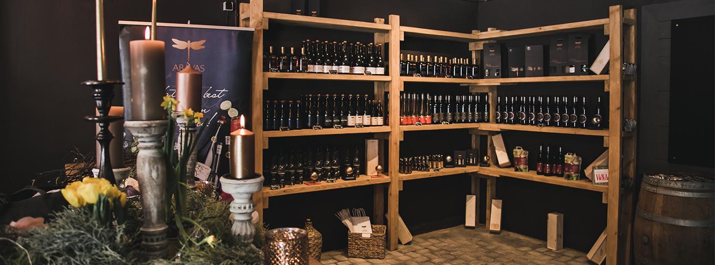 Abavas Wine Tasting in Latvia