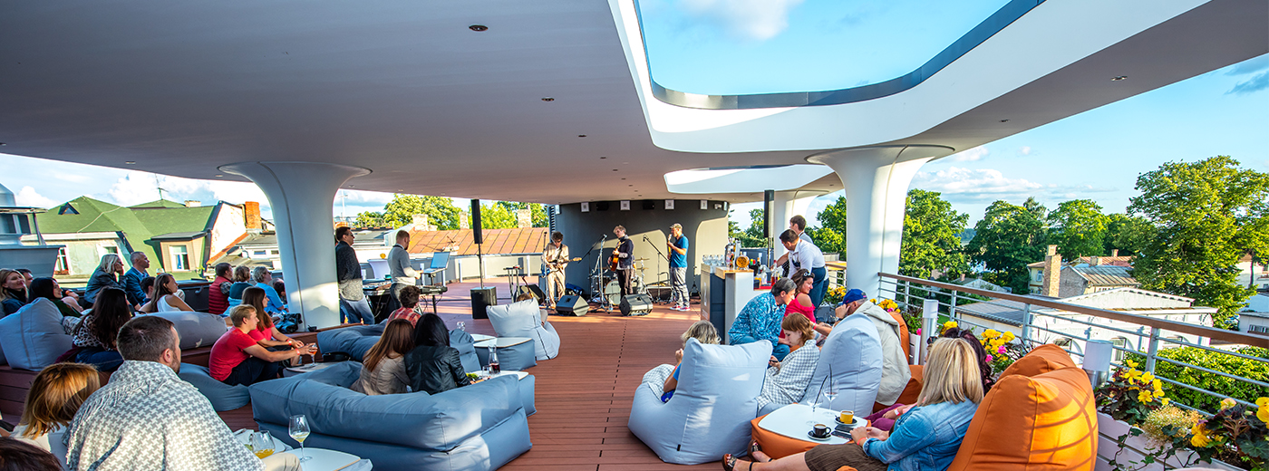 Jurmala Roof Terrace for Events