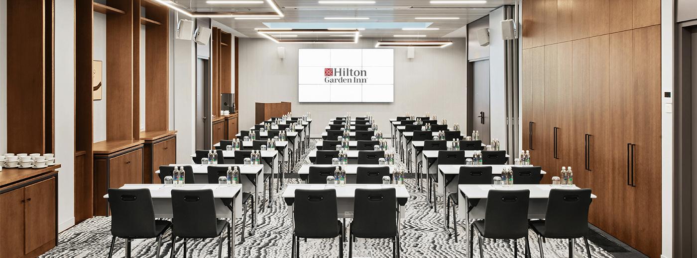 Hilton Garden Inn Vilnius City Centre Conference Room