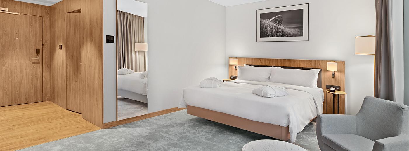 Hilton Garden Inn Vilnius City Centre Accommodation
