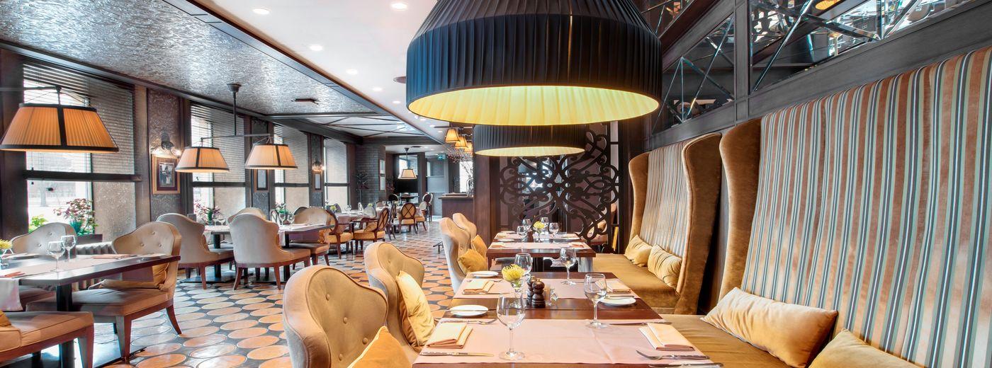 Metropole by Semarah Hotels Restaurant
