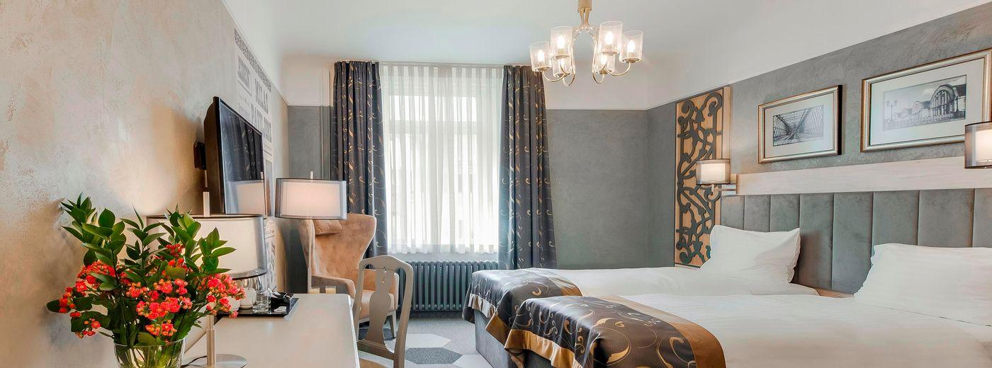 Metropole by Semarah Hotels Standard Twin room