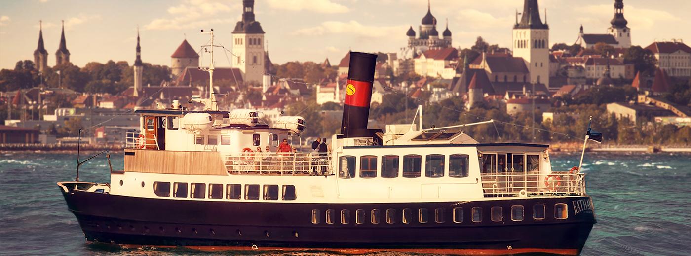 Tallinn Bay Dinner Cruise Activity