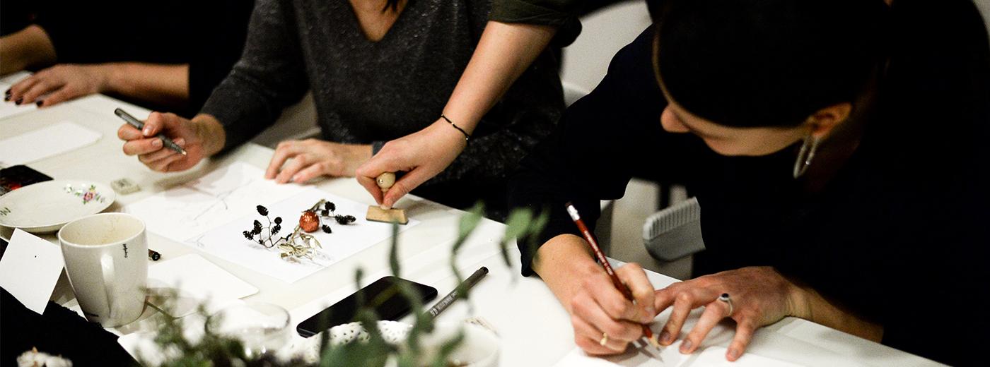 Team Building Sketching Workshop