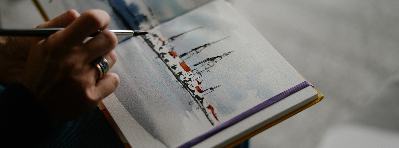 Sketching Workshop in Riga