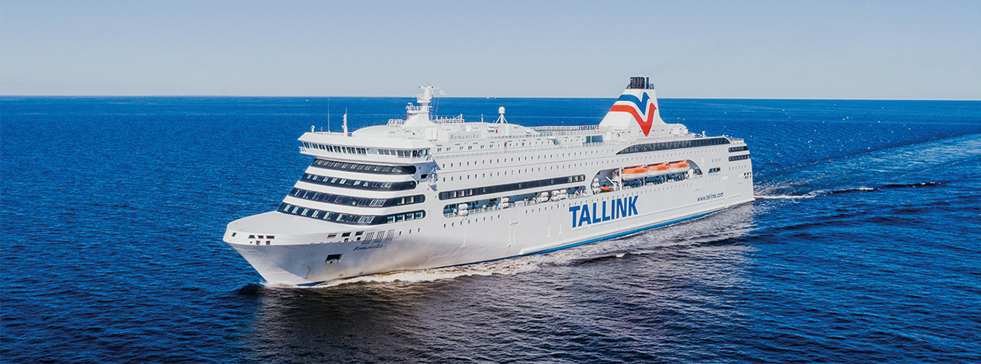 Tallink Sea Cruise Ship