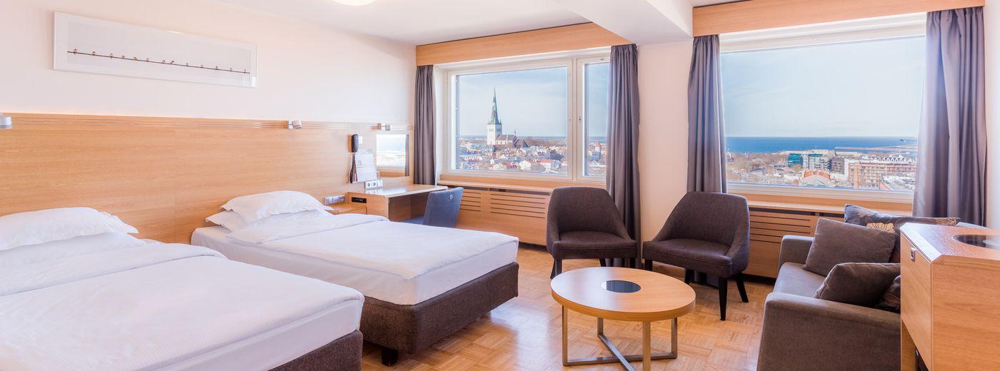 Sokos Hotel Viru Superior room