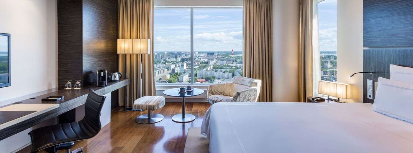 Swissotel Tallinn Executive King room