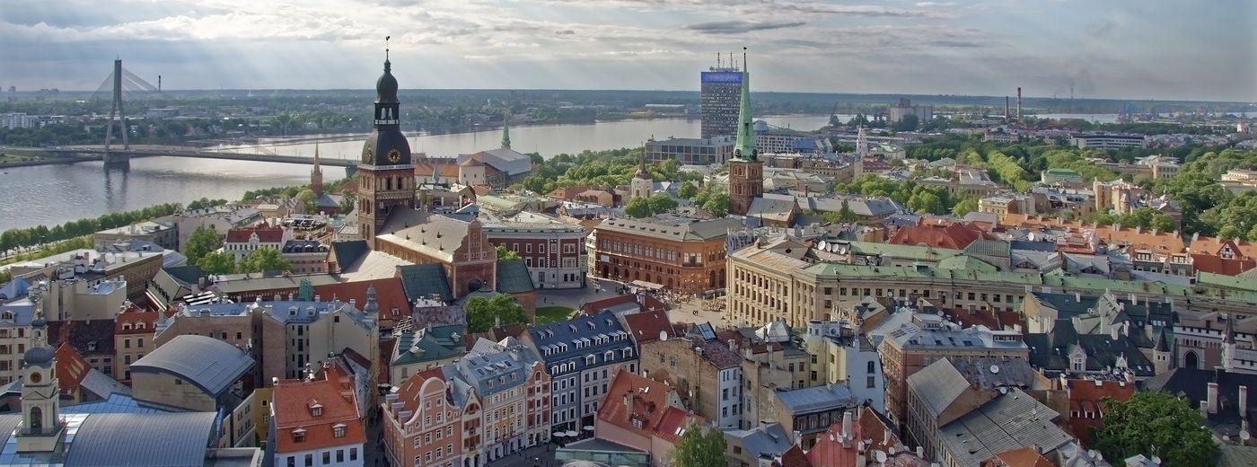 Running Sport Activity Riga